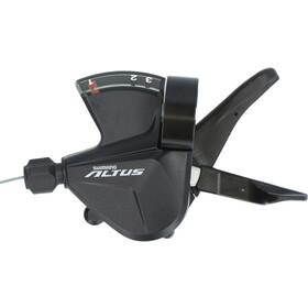Shimano Altus SL-M2010 Schalthebel Rapidfire Plus 3-fach links black